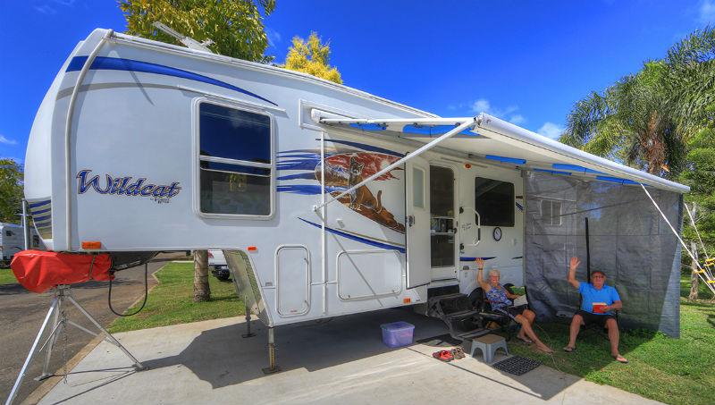 Caravan Sites And Camping Maryborough QLD 4650